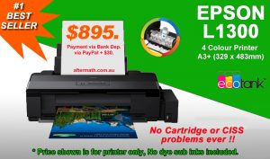 L1300 printer only