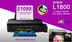 L1800 printer only