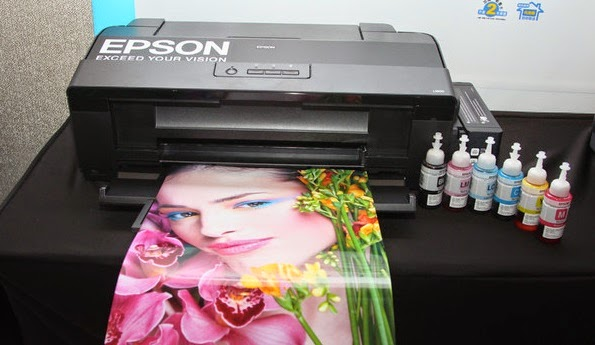 * Epson L1300, + Izumi Inks via Bank Direct Deposit