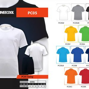 Polyester Blank T's
