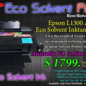 L1300 eco solvent