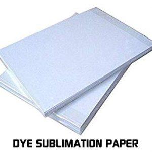 Dye Sub Paper