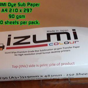 izumi paper A4