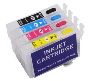 Refillable Cartridges WF Series