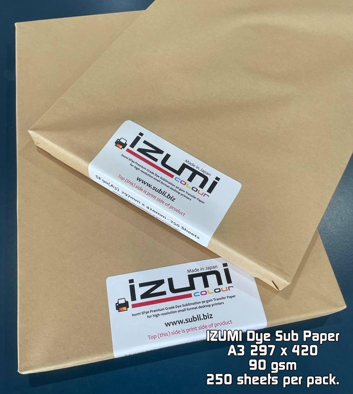 izumi papers